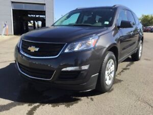 2017 Chevrolet Traverse LS AWD Accident Free,  3rd Row,  Back-up