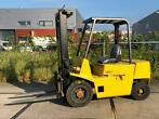 Hyster H2.50XL diesel 2500 kg 4300 mm marge MET VIDEO!