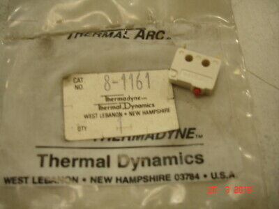 Thermal Dynamics 8-1161 Micro Switch Thermal Arc 58 Plasma Oem