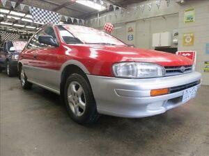 1996 Subaru Impreza GX (AWD) GX (AWD) 5 Speed Manual Hatchback Mordialloc Kingston Area Preview
