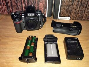 NIKON D-700, full frame digital SLR with accessories