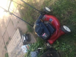 lawn mower 6.25hp
