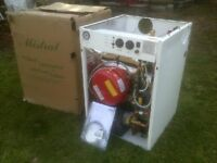 Combi Oil Boiler brand new and still in box, never been plumbed in inc room sealed balanced flue