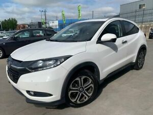 2016 Honda HR-V MY16 VTi-L White 1 Speed Constant Variable Hatchback Fyshwick South Canberra Preview