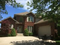 LAKEFRONT CUSTOM BUILT TWO STOREY ON LAKE ST. CLAIR