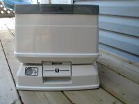 NEW portable pottie, for tent  trailors or vans