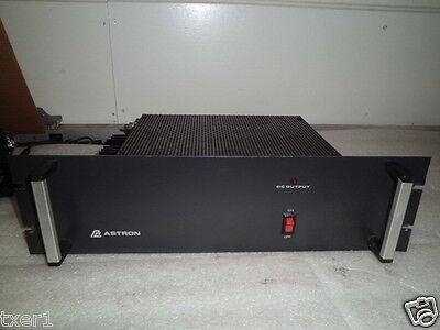 Astron Rm12a Rackmount 12 Amp Power Supply