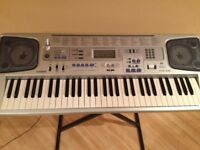 Casio CTK-591 Keyboard with Song Memory Recording