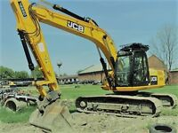 Groundworks contractors / services in Beds, Herts and London area