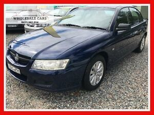 2006 Holden Commodore VZ Executive Blue 4 Speed Automatic Sedan Jewells Lake Macquarie Area Preview