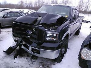 2006 F250 SD 6.0L Diesel, Automatic 4X4 - Engine Available