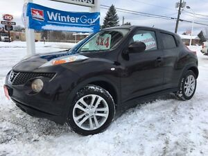 2014 Nissan Juke SV AWD // RARE FIND! SPORTY GAS SAVER!