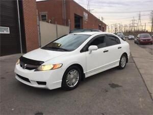 2010 honda civic- AUTOMATIC- 125 000km- FULL EQUIPER-  5600$