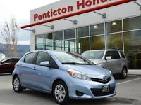 2012 Toyota Yaris LE Automatic Hatchback