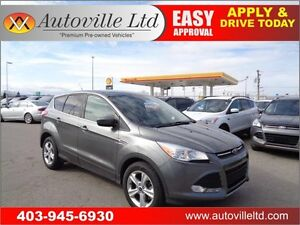 2014 FORD ESCAPE SE 4WD ECOBOOST AUTO BACK UP CAMERA