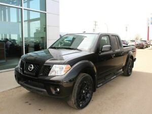 2018 Nissan Frontier Midnight Edition 4x4 Crew Cab 139.9 in. WB