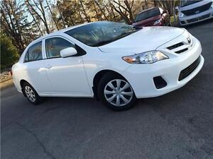 2011 Toyota Corolla CE AUTOMATIQUE AIR CLIMATISEE 112,000KM