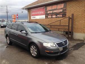 2007 Volkswagen Passat Wagon****FULLY LOADED***ONLY 115KMS