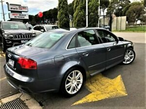 2007 Audi S4 B7 Quattro Grey 6 Speed Sports Automatic Sedan Seaford Frankston Area Preview