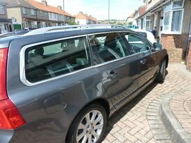 volvo v70 se lux deisel auto estate car good condition two owners from new