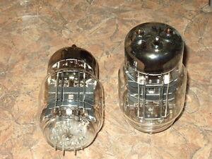 6C33B-3 TUBES 1 pair