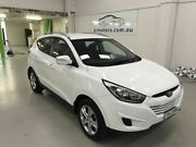 2015 Hyundai ix35 LM Series II Active (FWD) White 6 Speed Automatic Wagon Bella Vista The Hills District Preview