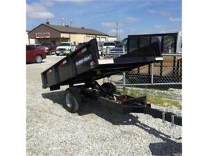 Sure-Trac 4.5x8 Dump