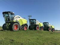 Claas Jaguar Self Prop. Forage Harvesters Brandon Brandon Area Preview