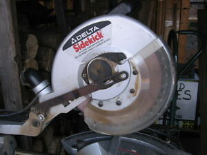 "10"" Delta Sidekick Compound Sliding Miter Saw"