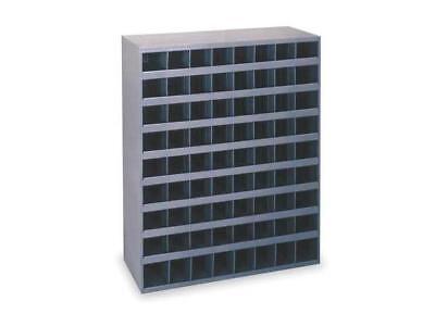 New Durham Part Storage Bins 72 Openings 9 Deep Parts Bins Steel Bin Cabinet