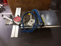 Axminster TS200 table saw