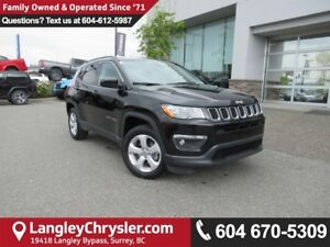 2018 Jeep Compass Sport <B>*5.0 TOUCHSCREEN*AWD Suspension*Bl...