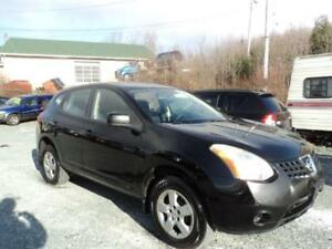 $117 bi weekly oac! LOW MILEAGE! 2008 Nissan Rogue S! NEW MVI