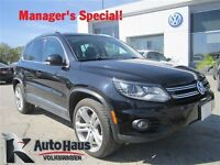 2012 Volkswagen Tiguan Highline Fully Loaded!
