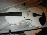 FULL SIZE 4/4 VIOLIN  NEW WITH CASE BOW AND ROSIN