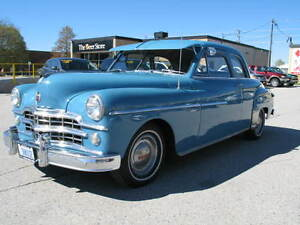 1949 Dodge Custom Coupe