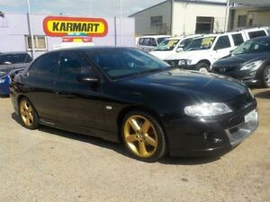 2001 Holden Special Vehicles ClubSport VX Black 4 Speed Automatic Sedan North St Marys Penrith Area Preview