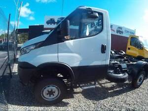 Iveco Daily 4x4 Euro 6 model Petrie Pine Rivers Area Preview