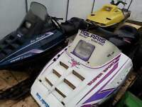looking to trade for vintage sleds