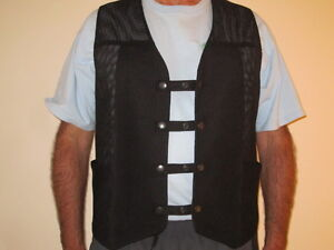 Motorcycle Club Vest - Mesh