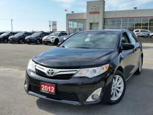 2012 Toyota Camry XLE