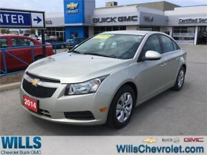 2014 Chevrolet Cruze 1LT | AUTO | REAR CAM | TURBO