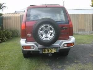 1999 Nissan Terrano II Wagon Casino Richmond Valley Preview