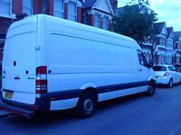 MERCEDES SPRINTER LWB 313 CDI WITH EXTRA HIGH ROOF LATEST EURO 5 ENGINE