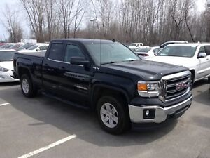2014 GMC Sierra 1500 SLE, 4X4, CAMERA, BLUETOOTH, MAG