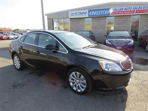 2016 Buick Verano Convenience, Low kms, Leather Interior
