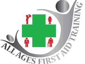All Ages First Aid Training Rockingham Rockingham Area Preview
