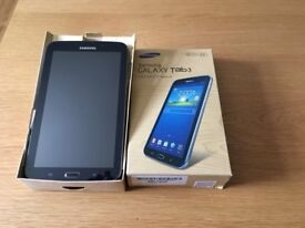 "Samsung GALAXY Tab3 - 178.0mm (7.0"") - 8GB."