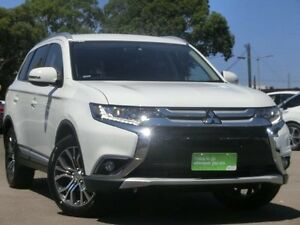 2015 Mitsubishi Outlander ZK MY16 LS 4WD 6 Speed Constant Variable Wagon Condell Park Bankstown Area Preview
