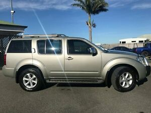 2011 Nissan Pathfinder R51 MY10 ST-L Gold 6 Speed Manual Wagon Mackay Mackay City Preview